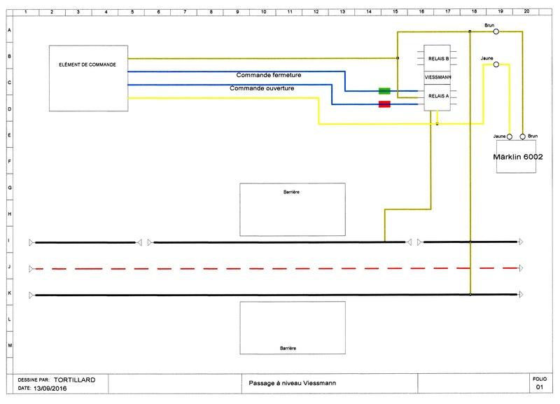 Passage à niveau électrique à moteur lent - VIESSMANN 5107 Img02611