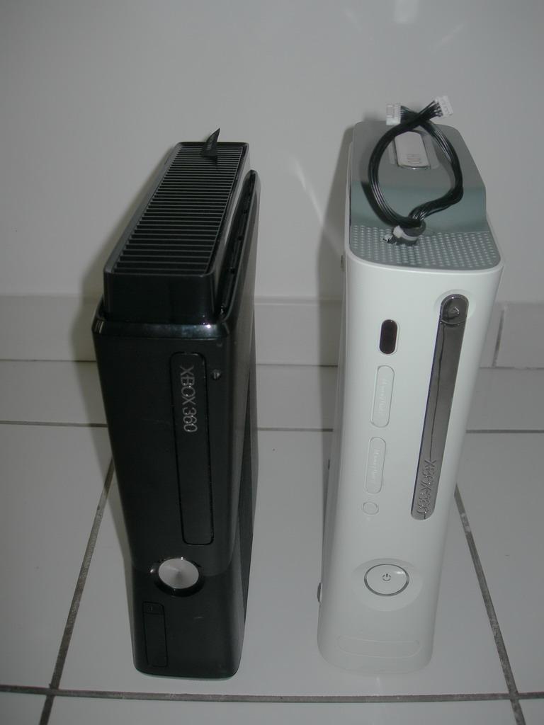 MTE Retail Test Disc Xbox 360 Dscn9710