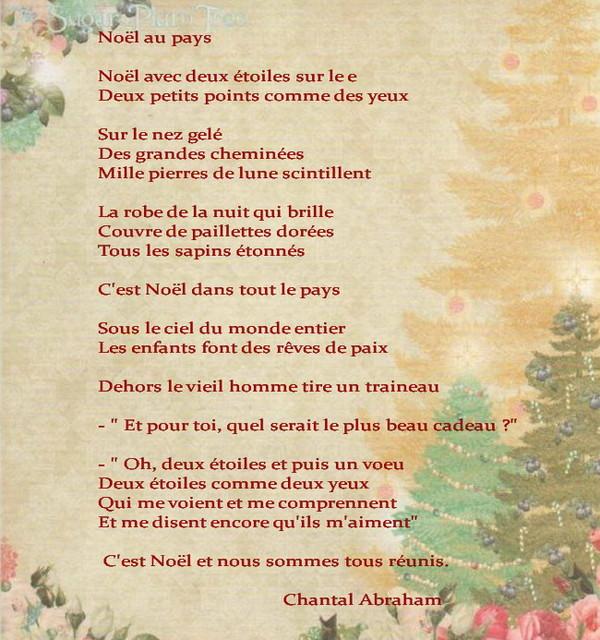 Poème de Noël 0460cf10