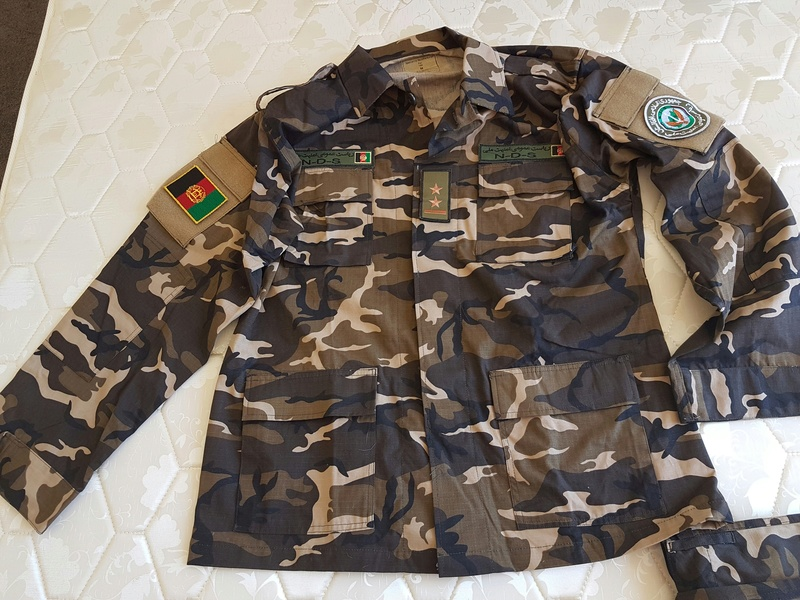 Afghanistan Army/police uniforms Nds_sh10