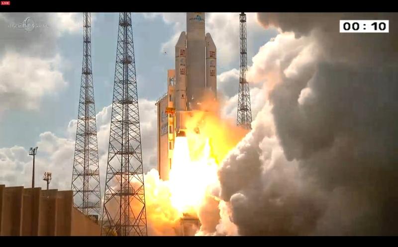 Lancement Ariane 5 ES VA233 / GALILEO (x4) - 17 novembre 2016 - Page 3 Va233_10