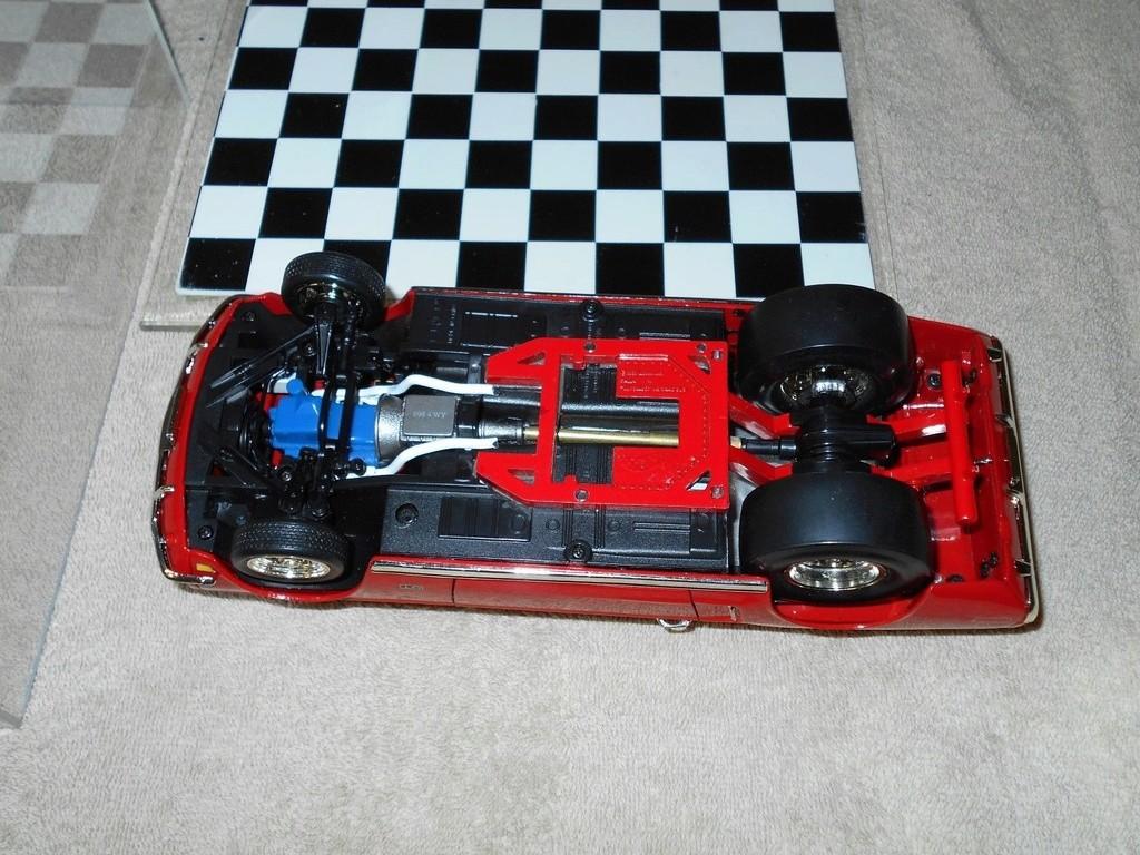 Mustangs 1968 à l'échelle 1:18  _57_910