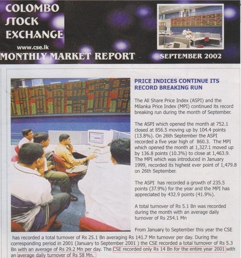 CSE Monthly -  Record Breaking Run !  2002 ....  a decade ago Cse_mo10