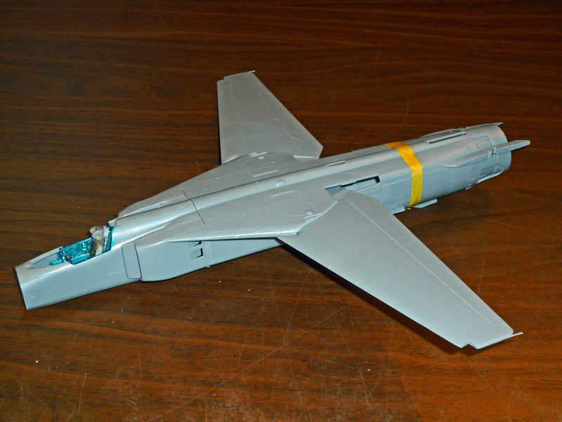 "MiG-27 ""Flogger-D""; Trumpeter 1/48 P1100122"