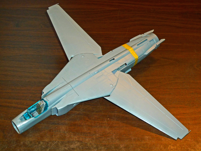 "MiG-27 ""Flogger-D""; Trumpeter 1/48 P1100123"