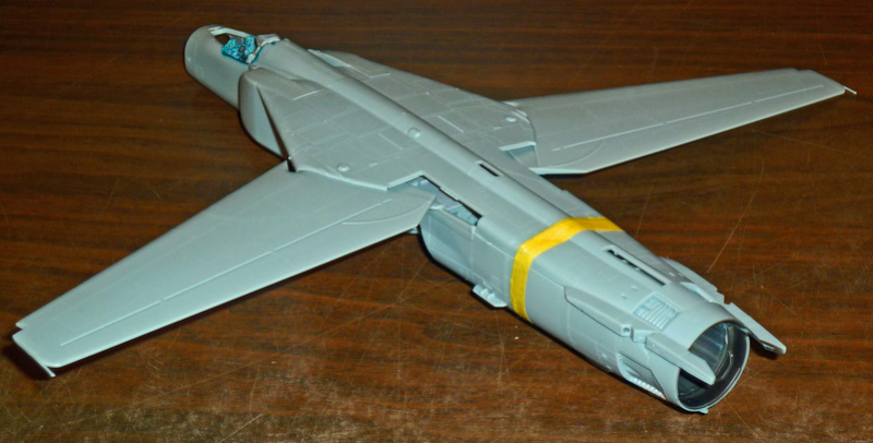"MiG-27 ""Flogger-D""; Trumpeter 1/48 P1100124"