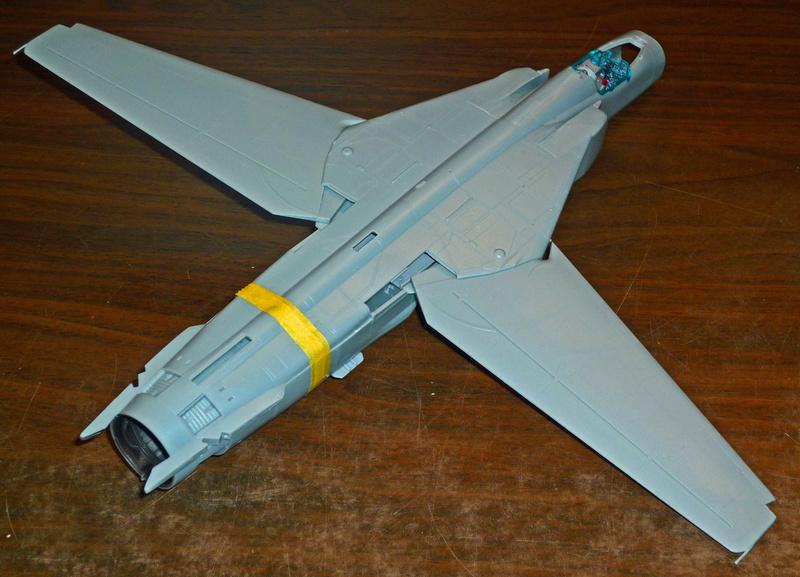 "MiG-27 ""Flogger-D""; Trumpeter 1/48 P1100125"