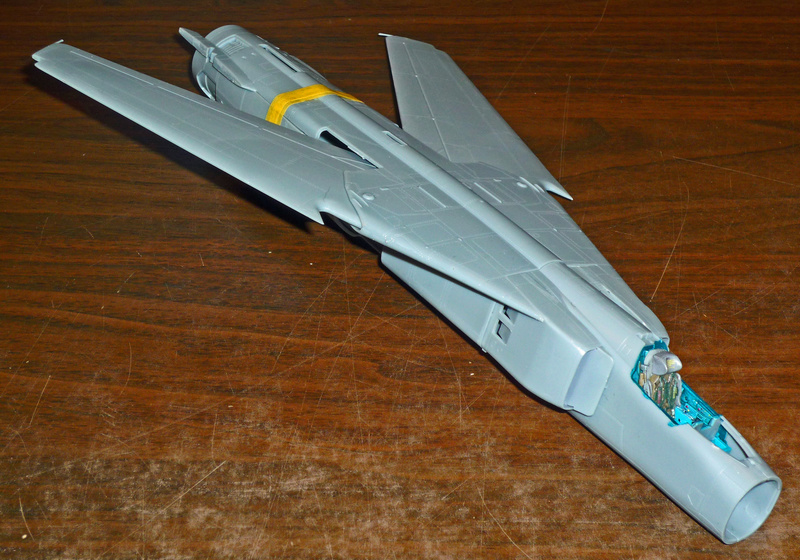 "MiG-27 ""Flogger-D""; Trumpeter 1/48 P1100126"
