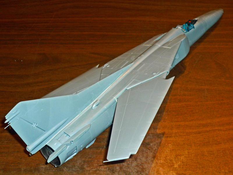 "MiG-27 ""Flogger-D""; Trumpeter 1/48 P1100127"