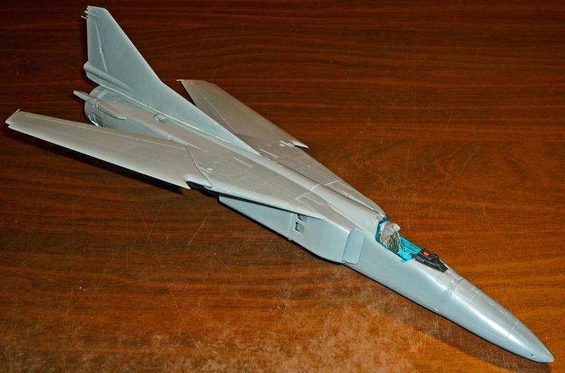 "MiG-27 ""Flogger-D""; Trumpeter 1/48 P1100128"
