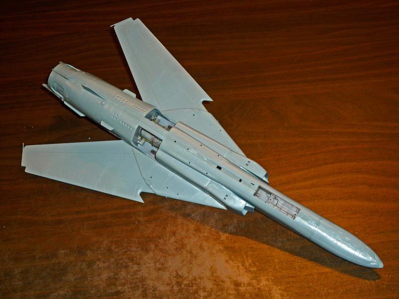 "MiG-27 ""Flogger-D""; Trumpeter 1/48 P1100129"