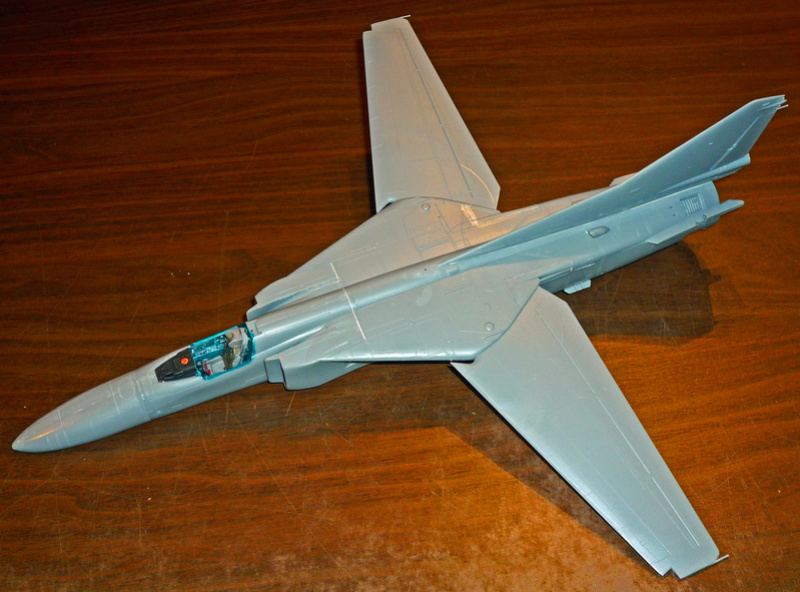 "MiG-27 ""Flogger-D""; Trumpeter 1/48 P1100131"
