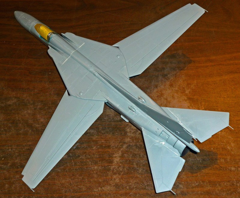 """MiG-27 """"Flogger-D""""; Trumpeter 1/48 - Page 2 P1100133"""