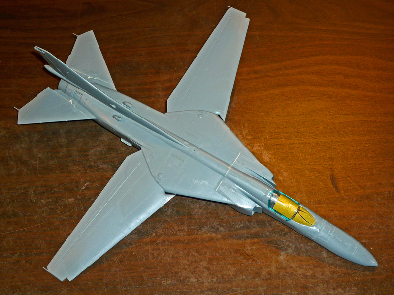 """MiG-27 """"Flogger-D""""; Trumpeter 1/48 - Page 2 P1100134"""