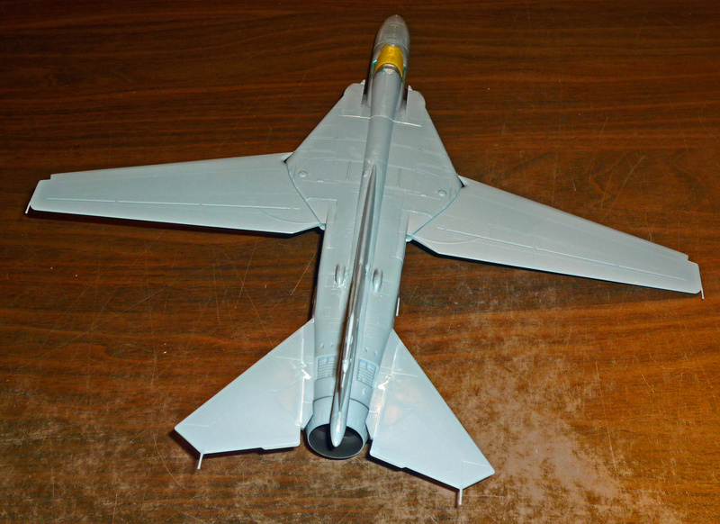 """MiG-27 """"Flogger-D""""; Trumpeter 1/48 - Page 2 P1100135"""