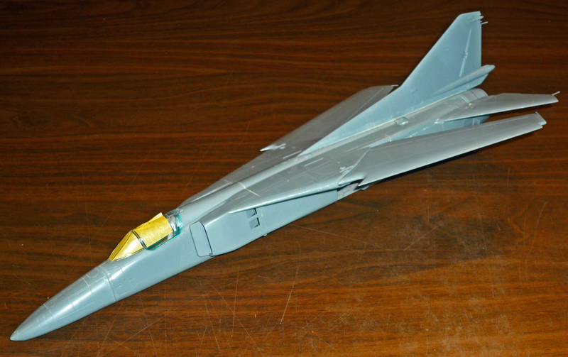 """MiG-27 """"Flogger-D""""; Trumpeter 1/48 - Page 2 P1100136"""