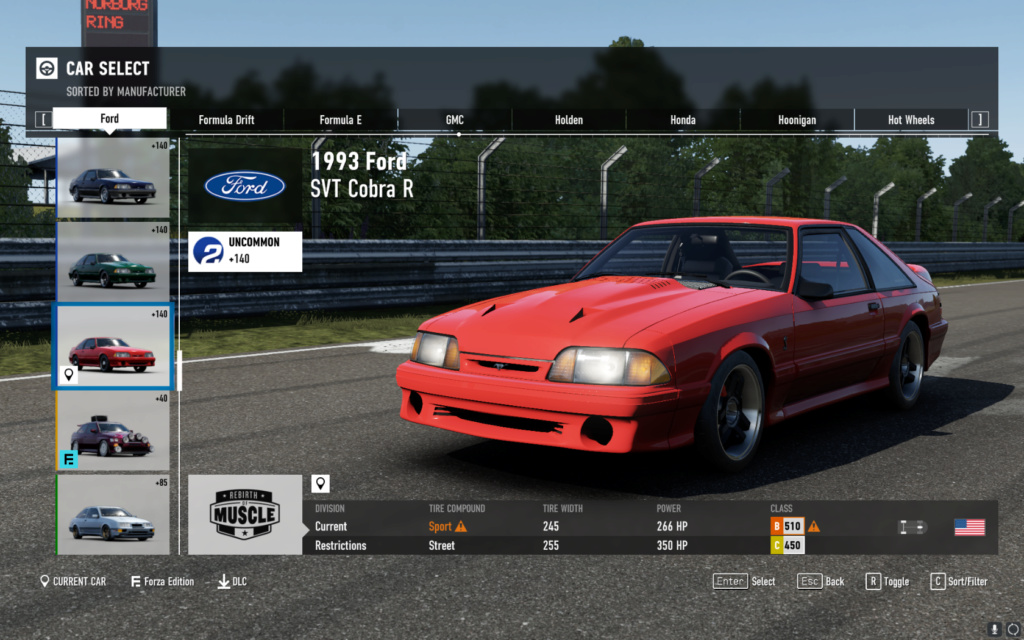 FM7 Time Attack | 300 HP (FWD/RWD/AWD) - Nordschleife The_ri10