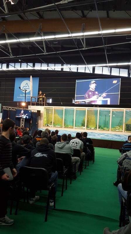 Salon international de la pêche Clermont-Ferrand  - Page 2 20170115