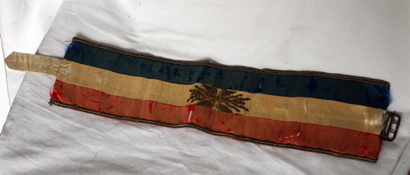 Brassard d'Etat Major du Président de la République [A CLOTURER] Img_3321