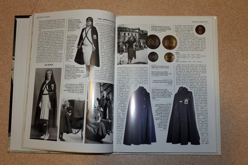 """Livre """"Les femmes au service de la France"""" - Tome 1 - La Croix-Rouge Française-ESC 4 [A CLOTURER] Img_3917"""