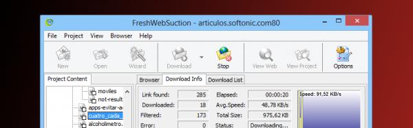 WebSuction 1