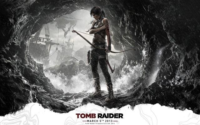 Tom Raider 2013
