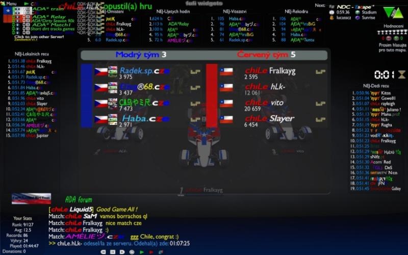 Friendly match : CZE vs Chile, 7/10, 21:00 CET Ch_map13