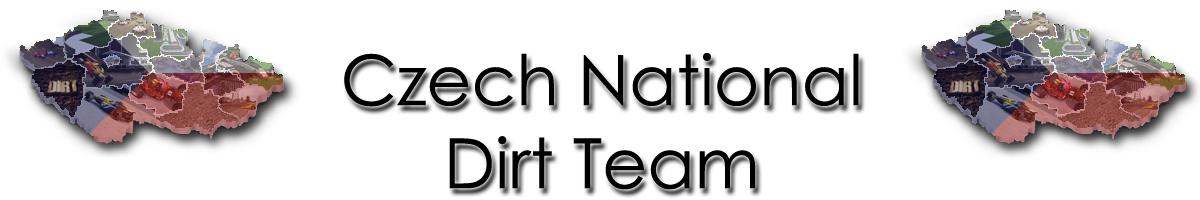 Czech National Dirt Team