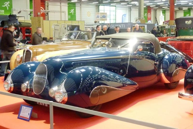 Automédon 2012 au Bourget. Talbot10