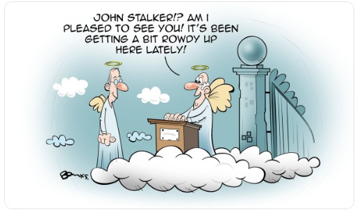 Former Police Chief John ('McCanns are hiding a big secret') Stalker dies aged 79 22310
