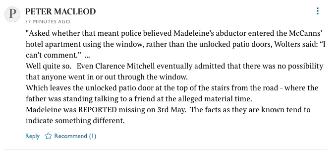 The McCanns 14th anniversary nonsense begins - Page 2 4419