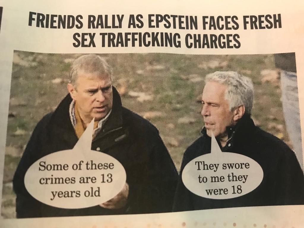 The Strange World of Jeffrey Epstein - Page 4 B888af10