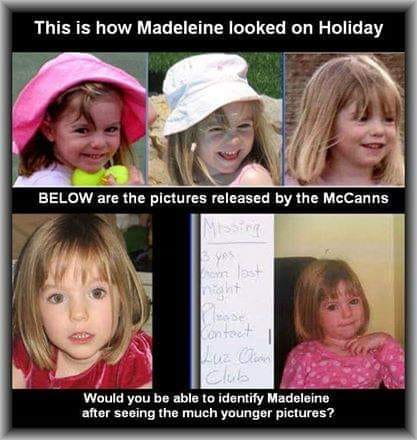 The SIX photos that provide the biggest clue to when Madeleine died - Page 3 Younge10