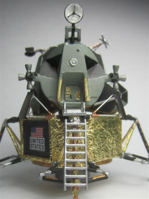 Apollo Eagle - Revell - 1:100 Img_7033