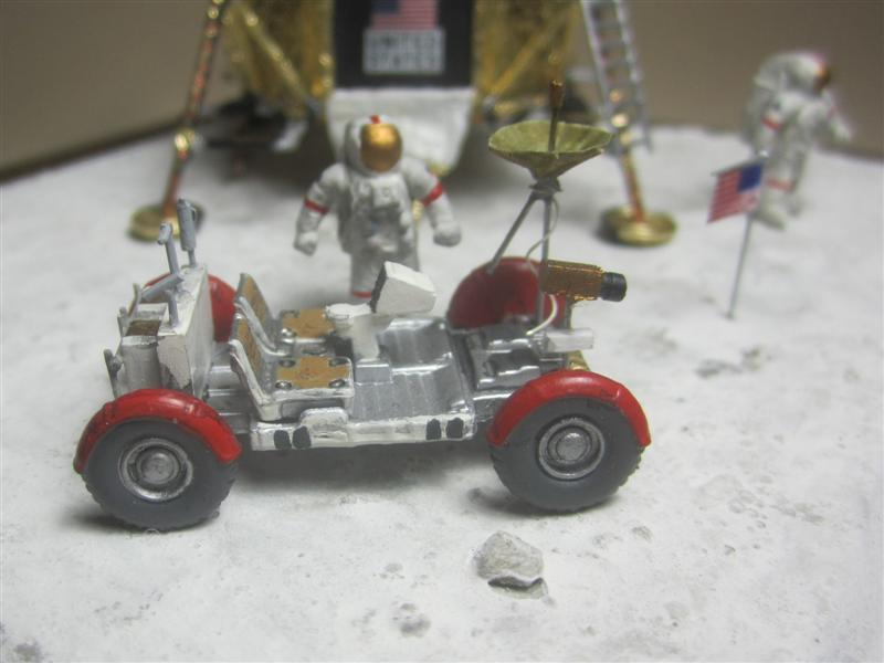 Apollo Eagle - Revell - 1:100 Img_7815