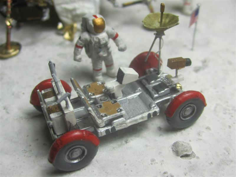 Apollo Eagle - Revell - 1:100 Img_7817