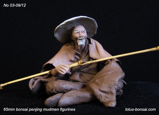 Penjing & Mudmen figures Bonsek10