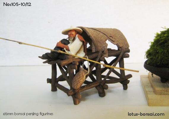 Penjing & Mudmen figures Expo-b10