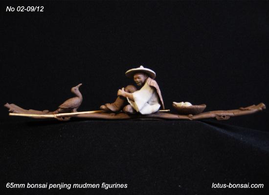 Penjing & Mudmen figures Figure10