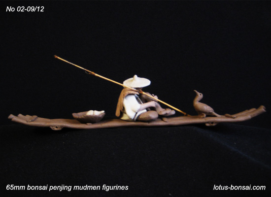 Penjing & Mudmen figures Figure11