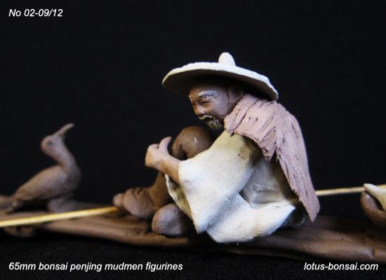 Penjing & Mudmen figures Figure12