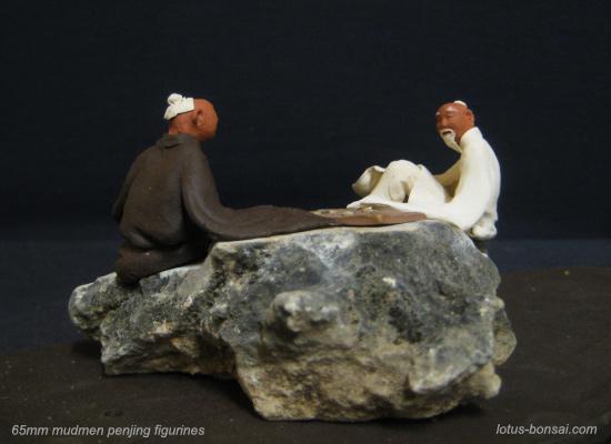 Penjing & Mudmen figures Figuri13