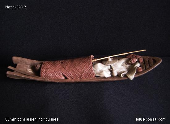 Penjing & Mudmen figures Fisher10