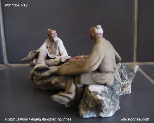 Penjing & Mudmen figures Mudman16