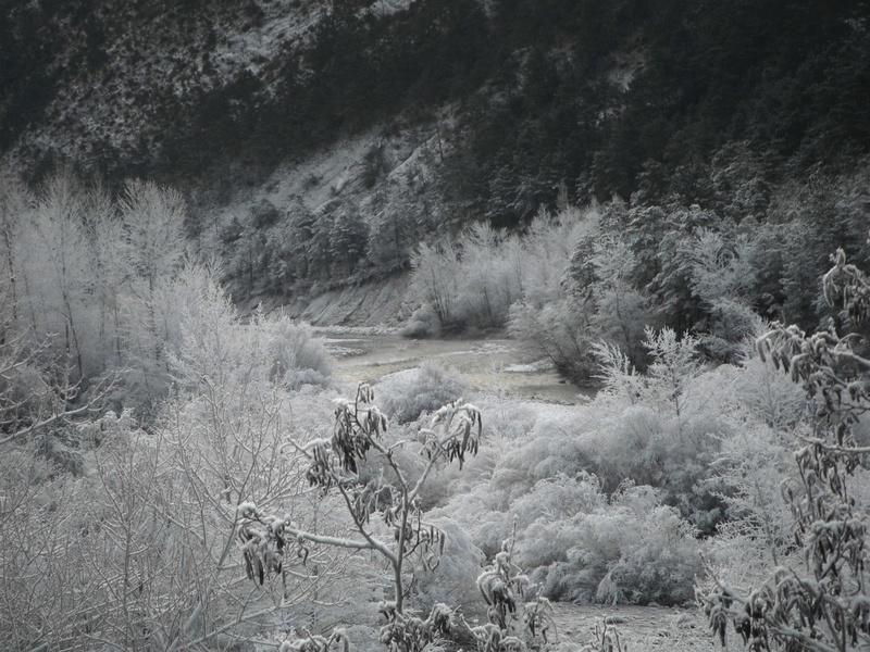 Coup de froid sur la Vaïre Dscf5218