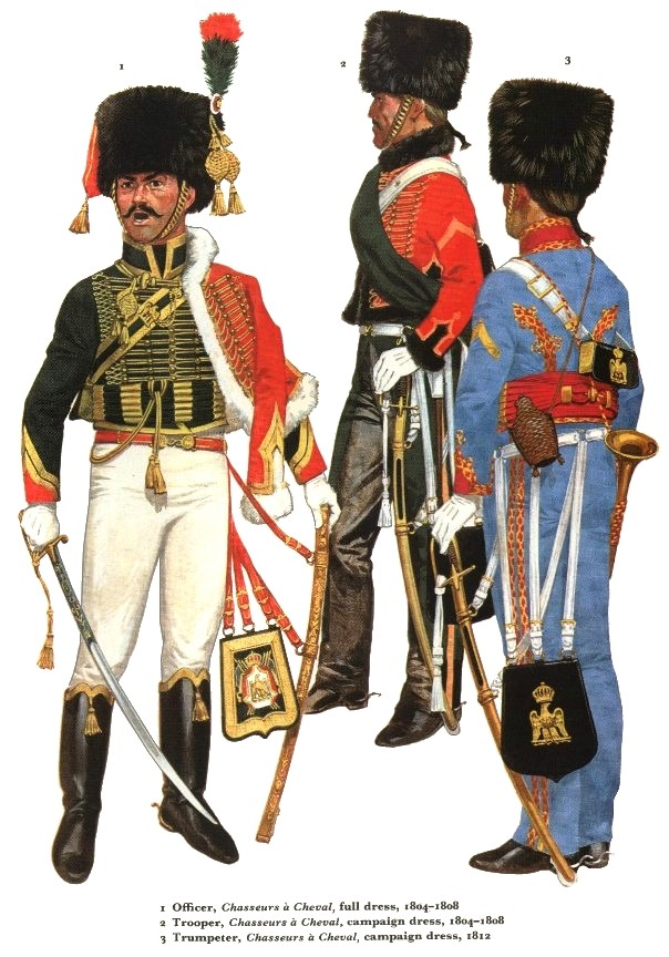 Documentation des trompettes des chasseurs a cheval 1806 520cha10