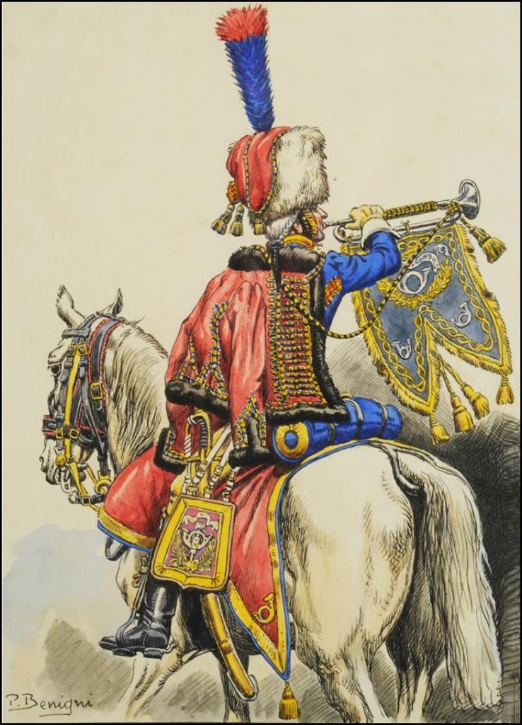 Documentation des trompettes des chasseurs a cheval 1806 Benign10