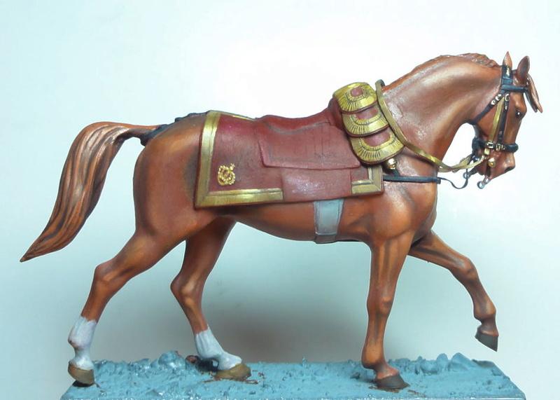 Général Letort commandant les Dragons de la Garde 1815 Dsc07917