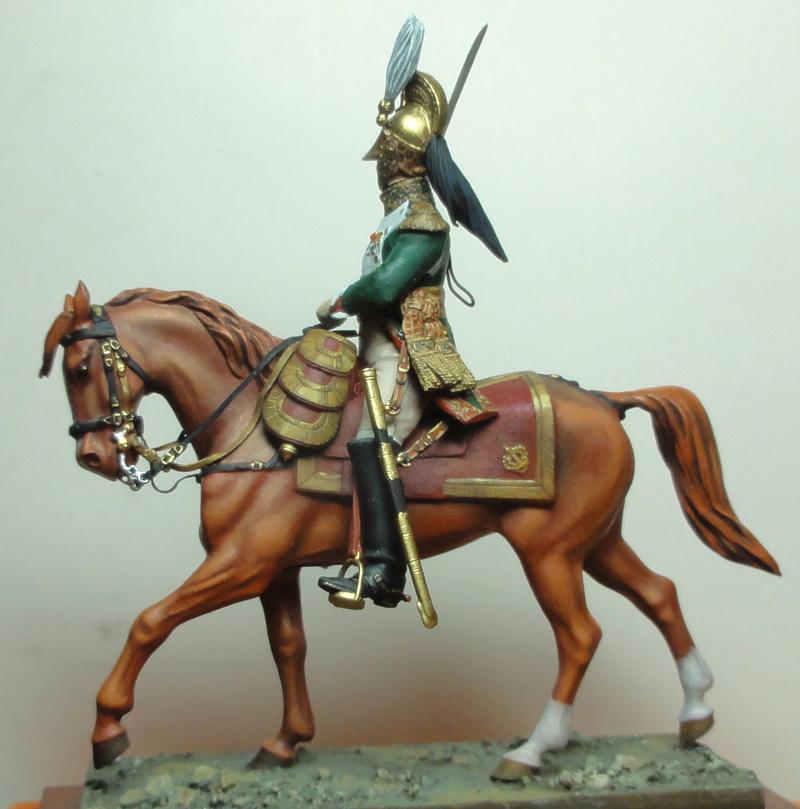 Général Letort commandant les Dragons de la Garde 1815 Dsc07924