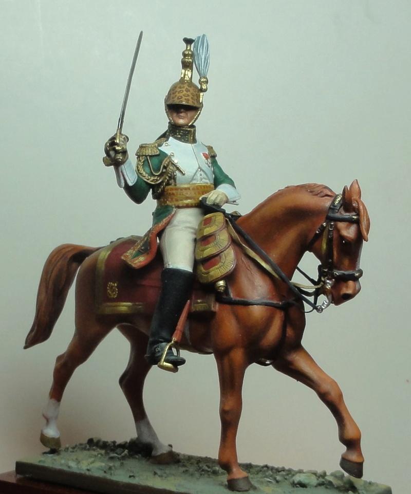 Général Letort commandant les Dragons de la Garde 1815 Dsc07925